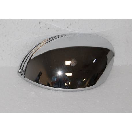 Chromed Mirror Covers Peugeot 206 Tuning Carbon Hoods