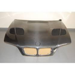 CARBON FIBRE FOR PAINTING BONNET BMW E46 M3 GTR