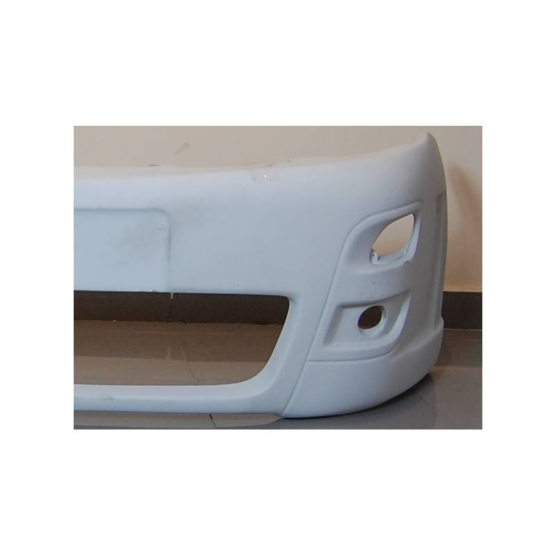 front bumper ford focus 1998 2001 wrc type tuning. Black Bedroom Furniture Sets. Home Design Ideas