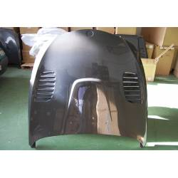 Carbon Fibre Bonnet For Painting BMW E63 / E64 M Look GTR