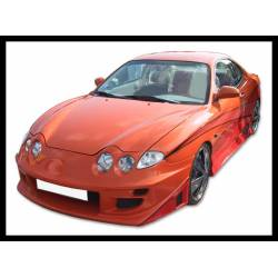 Front Bumper Hyundai Coupe 2000-2001, Combat Type