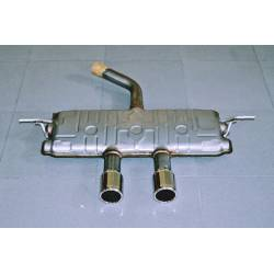 Exhaust Volkswagen Golf 7 R400