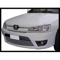 FRONT BUMPER PEUGEOT 306, FROM 1997 ONWARDS, CUPRA TYPE