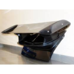 Boot Lid Porsche 911 / 997 2005-2008 Look GT3 RS With Carbon Spoiler