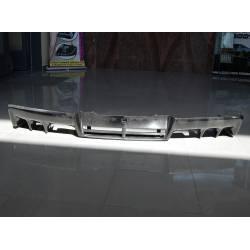 Rear Diffuser Mitsubishi Evo X Carbon Fibre