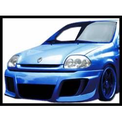 Front Bumper Renault Clio 1998, X-Trem Type
