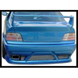 REAR BUMPER BMW E36, 2 OR 4-DOOR