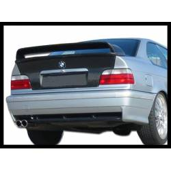 Rear Bumper BMW E36, 2 Or 4-Door, M3 Type