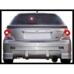 Rear Bumper Honda Civic 2001, Racing Type