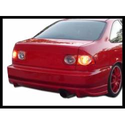 Rear Bumper Honda Civic Coupe 1996-2000, Max Type