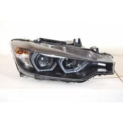Set Of Headlamps BMW F30 / F31 Black