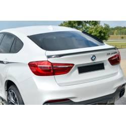 Spoiler BMW F16 X6 14-17 Carbon Fibre