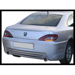 Rear Bumper Peugeot 406 Coupe