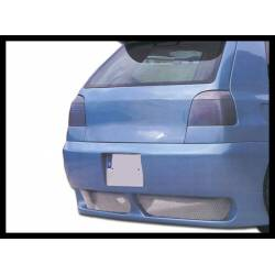 Rear Bumper Volkswagen Golf 3, 2 Hole Type