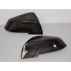 Carbon Fibre Mirror Covers BMW F20 12-14/ F22 / F30 / F32 / F33 / F36 / E84