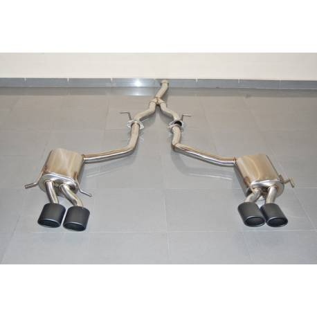Exhaust Mercedes W204 C200 07-13