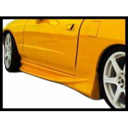 Side Skirts Honda Del Sol 1993 3-Door III