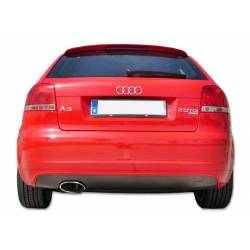 Rear Bumper Audi A3 2003-2012 Look S3