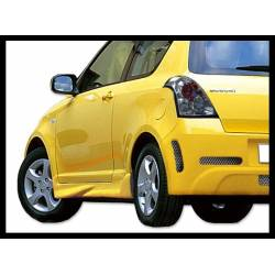 Side Skirts Suzuki Swift 2005