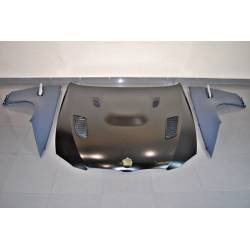 Bonnet And Front Fenders BMW E92 / E93 Look M3 ´06-14