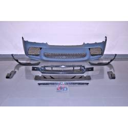Front Bumper BMW E71 Look M Performance ABS