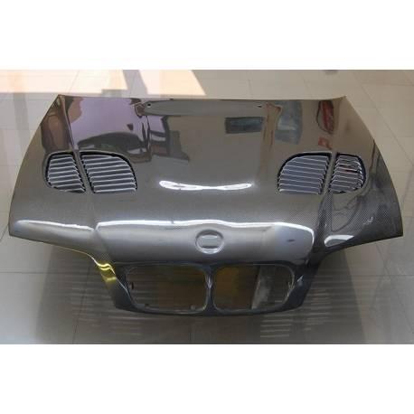 Carbon Fibre Bonnet Bmw E46 M3 Gtr Tuning Carbon Hoods