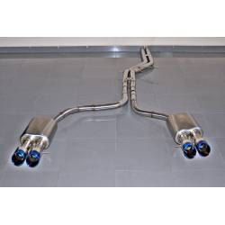 Exhaust Audi A7 3.0 T
