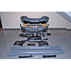 Body Kit BMW F20 LCI 15-19 look M-Tech 2 Exhausts