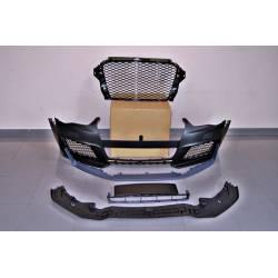 FRONT BUMPER AUDI A3 V8 13-15 / CONVERTIBLE / SPORTBACK  LOOK RS3