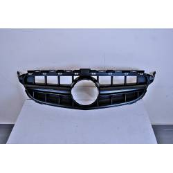 Front Grill Mercedes W205 BLACK