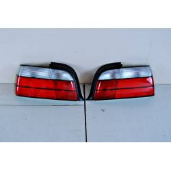 Set Of Rear Tail Lights BMW E36 1992-1998 4-Door Lexus