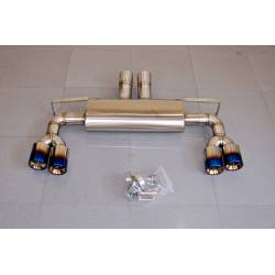 Exhaust BMW E70 / E71 look X6M / X5M