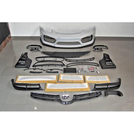 Body Kit Porsche Cayman / Boxter GT4 13-16 (981)