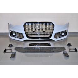 Front Bumper Audi A6 C7 11-14 Look RS6