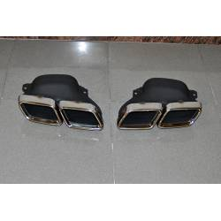 Exhaust Tail Mercedes W205