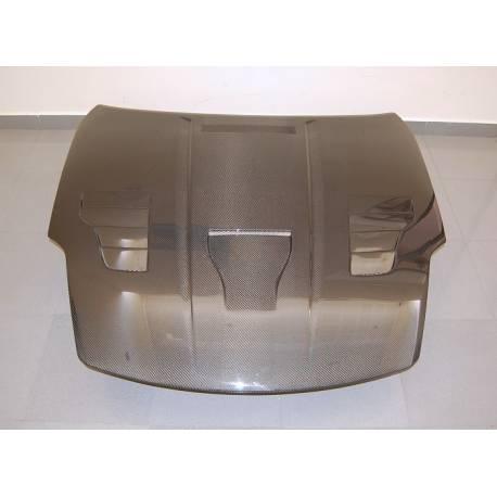Carbon Fibre Bonnet Nissan 350Z Z33 Look VLS, With Air Intake