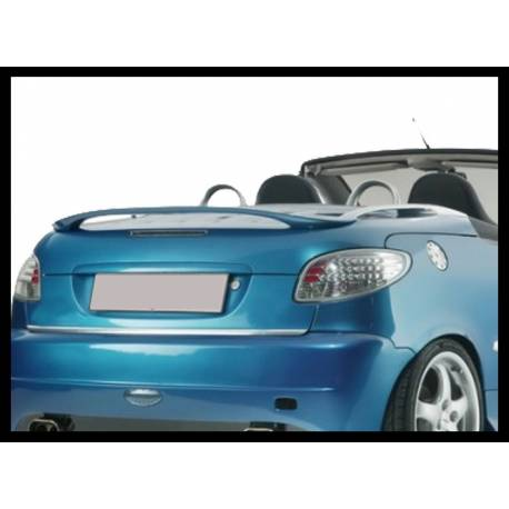 spoiler peugeot 206 cc cabrio tuning carbon hoods. Black Bedroom Furniture Sets. Home Design Ideas