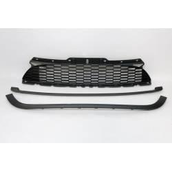 Front Grill Mini Cooper S56S 07-13 Black Look JCW