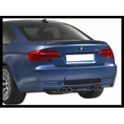 Rear Bumper BMW E92 / E93 Look M3 2 Exhaust