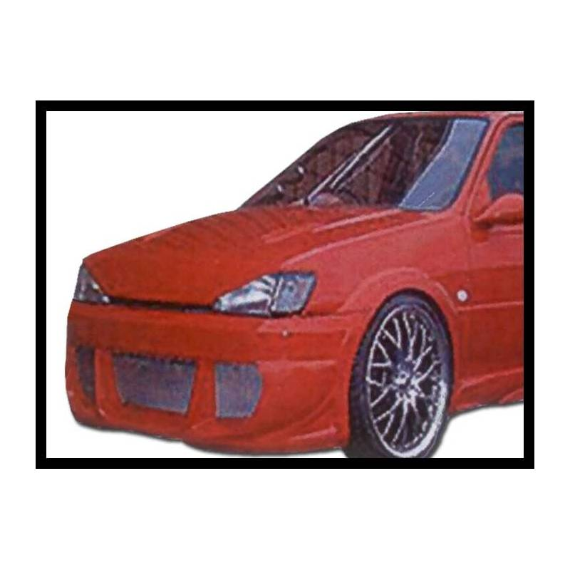 front bumper ford fiesta 1996 1999 tuning carbon hoods. Black Bedroom Furniture Sets. Home Design Ideas
