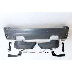 Rear bumper BMW E70 X5 11-13 look M-Tech
