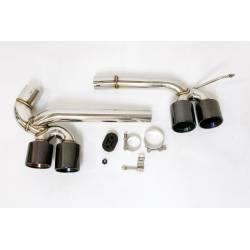 Exhaust BMW F30 / F32 13-16 Look M3