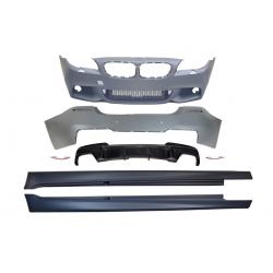 Body Kit BMW F10 10-12 Look M-Tech Diffuser