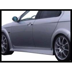 SIDE SKIRTS ALFA 156, WHEEL PASSES INCLUDED
