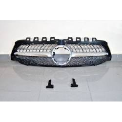 Front Grill Mercedes W177 / V177 Look A35 Diamond