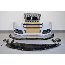 Front Bumper Audi A7 2011-2014 Look RS7 Front spoiler