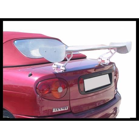 Carbon Fibre Universal Spoiler, Silver. Model I