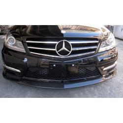 Front Spoiler Mercedes W204 C63 2011-2014 Carbon Fibre