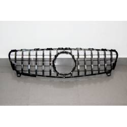 Front Grill Mercedes W176 2016-2018 Look GT