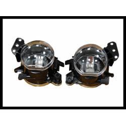 SET OF FOG LAMPS FOR BUMPER BMW E60 M5 / E90 / E92